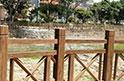 仿木护栏厂家产品齐全坚固耐用