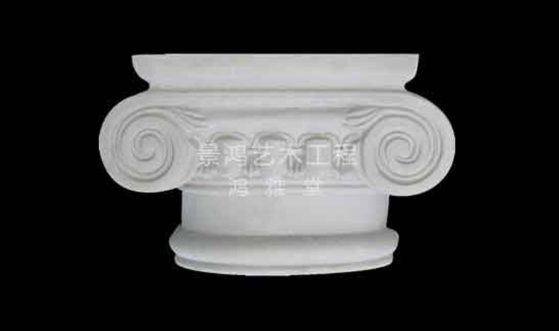 grc欧式罗马柱头图片