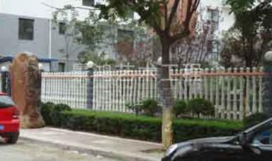 草坪艺术护栏