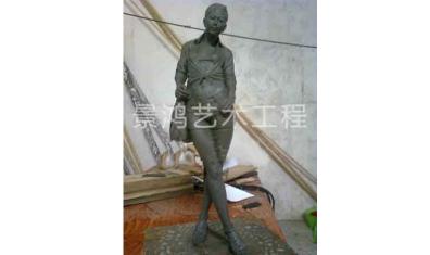 工艺品泥塑雕塑