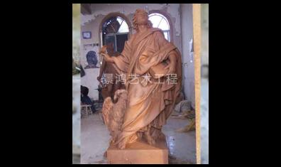 欧式名人物雕塑