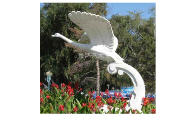仙鹤景观雕塑