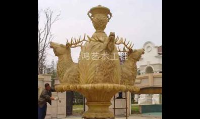 喷泉水景雕塑价格