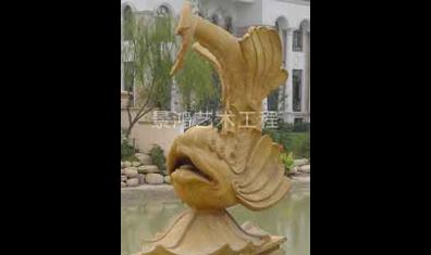 喷泉水景雕塑厂家