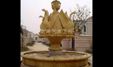 龙游水景雕塑