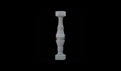 欧式花瓶柱