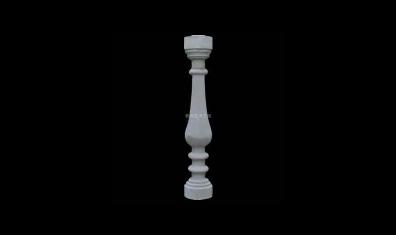 分隔花瓶柱