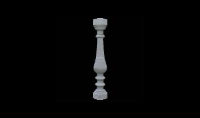 环保花瓶柱