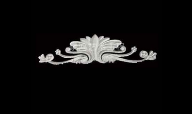 欧式雕饰花