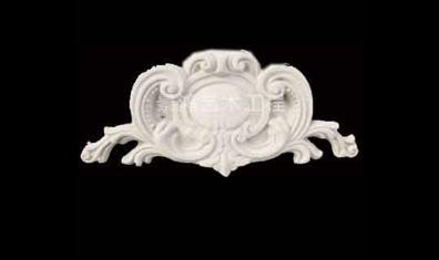 欧式雕饰花构件