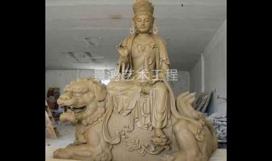 藏族佛像雕塑