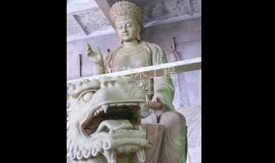 观音佛雕塑