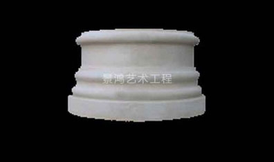 GRC水泥欧式构件柱头定制