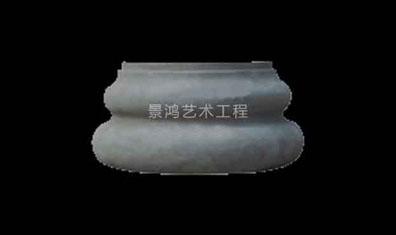 grc水泥欧式构件罗马柱头