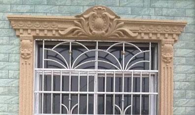 EPS窗套线