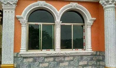 GRC窗套线